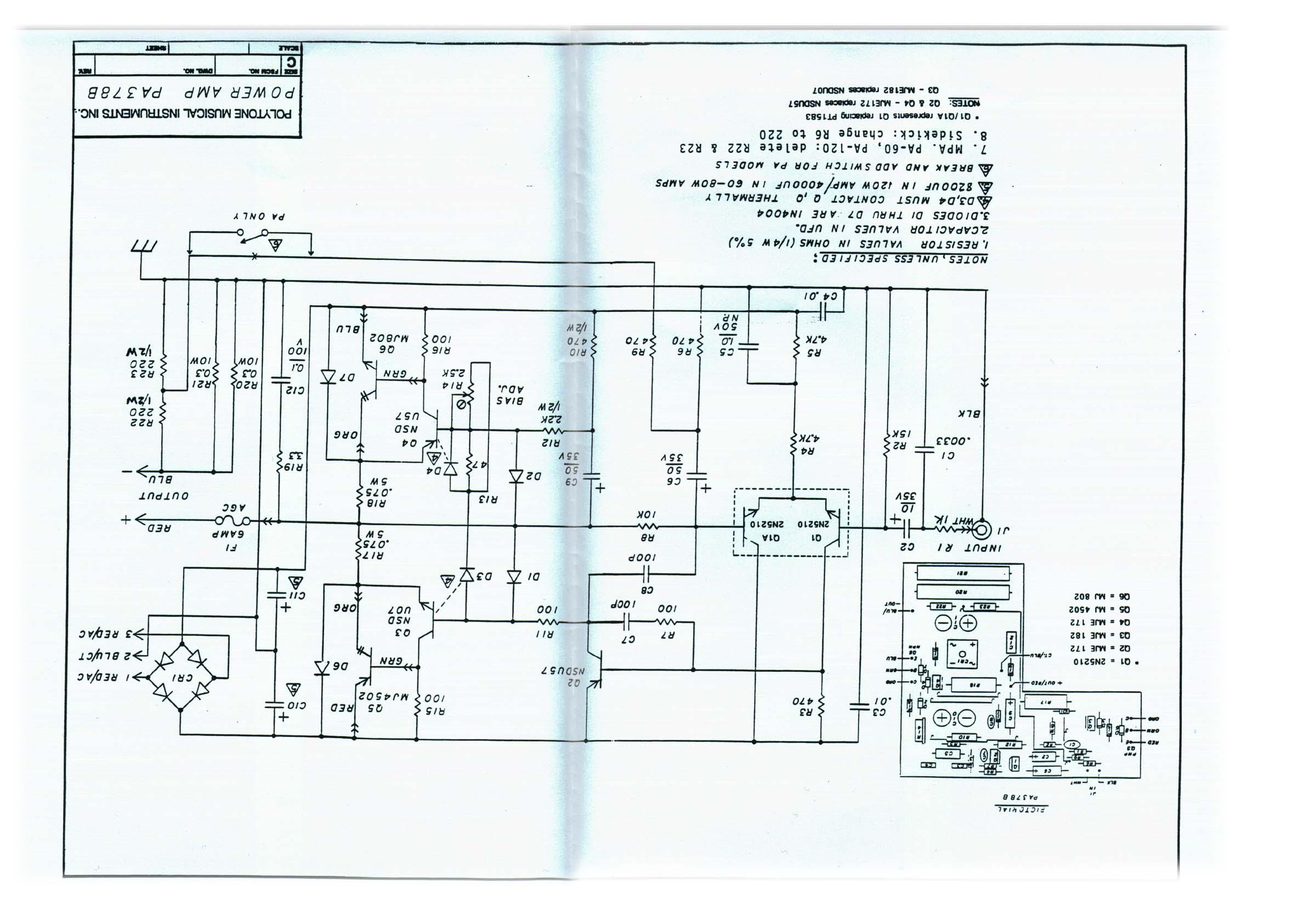 polytone power amp oscillation diyaudio. Black Bedroom Furniture Sets. Home Design Ideas